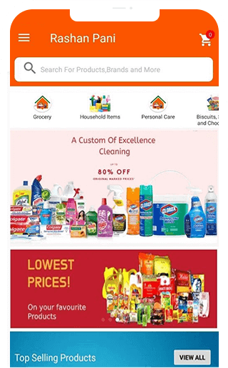 online grocery shopping Bokaro